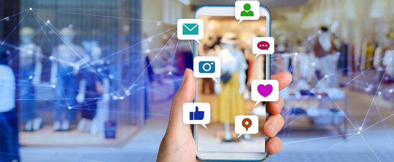 Social Media Shopping Advertising
